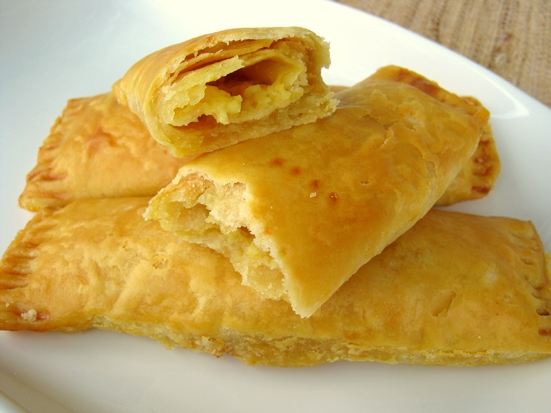 Guyanese Cheese Rolls