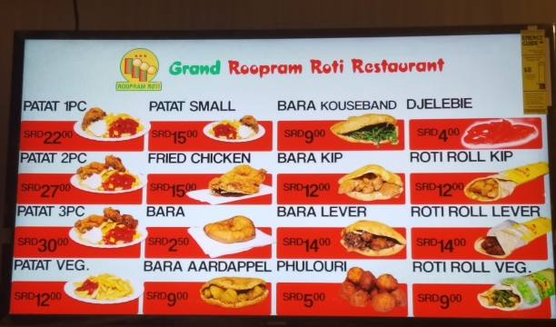 Grand Roopram Roti Restaurant