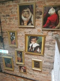 Liverpool Cat Cafe 2