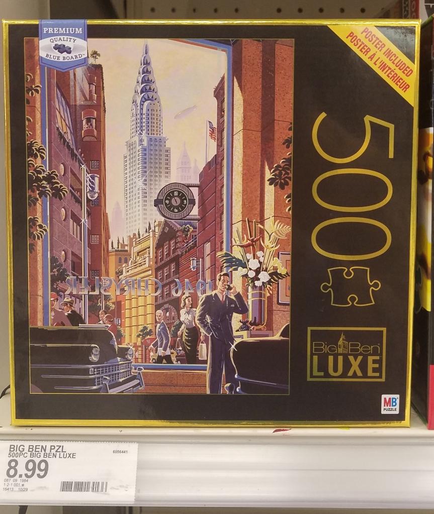 NYC Puzzle