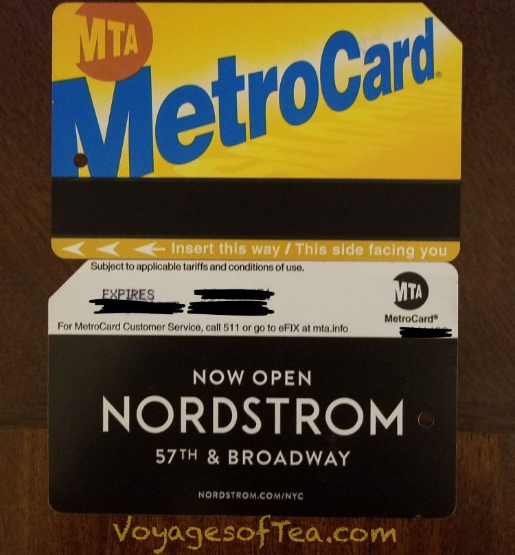 MTA MetroCards